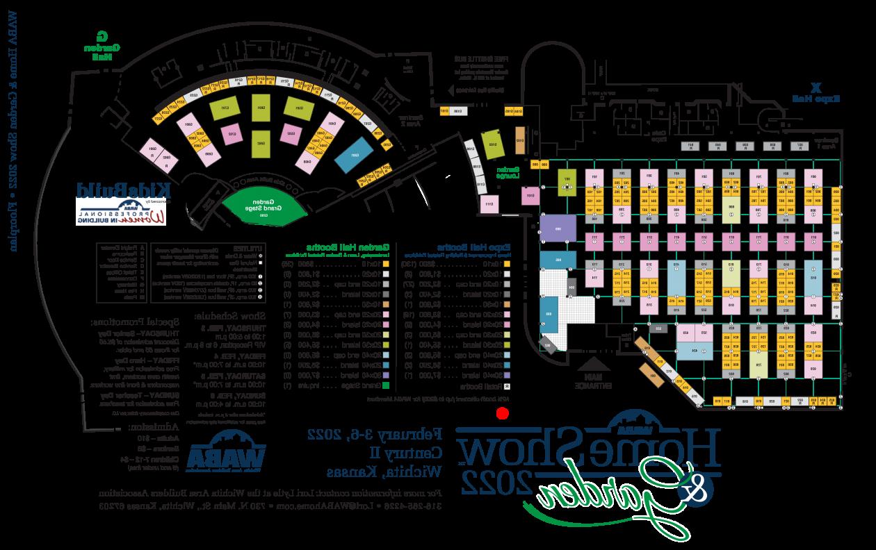 HS2022参展商Map-01